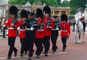 Royal Palace Guards, UK