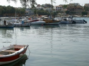 Port of Souvala (Aegina, Greece)