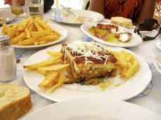 Mousaka (Aegina, Greece)