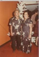 Lola & Lolo Christmas, 1984