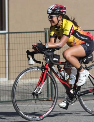 112 mile bike ride