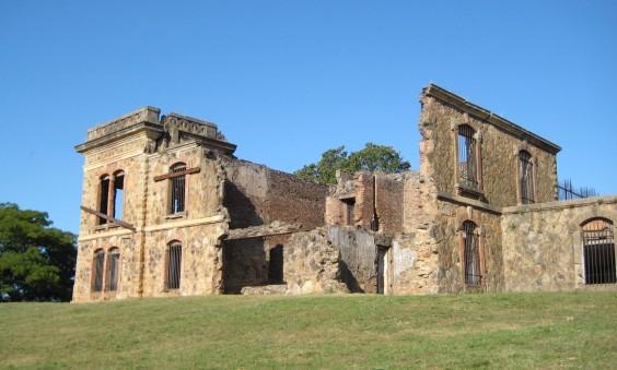 El Castillo de San Carlos (Concordia, Argentina)