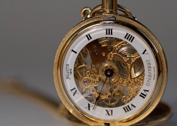 Timepiece 3