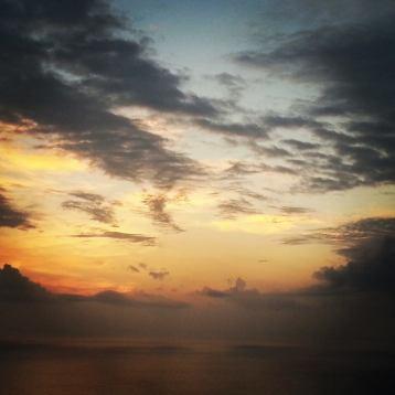 Sunrise at Makapuʻu, Oʻahu, Hawaiʻi