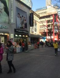 More cosmetics shops