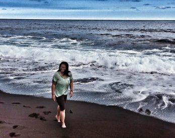Jan Kaimu Beach