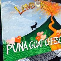 Lava Rock goat milk products